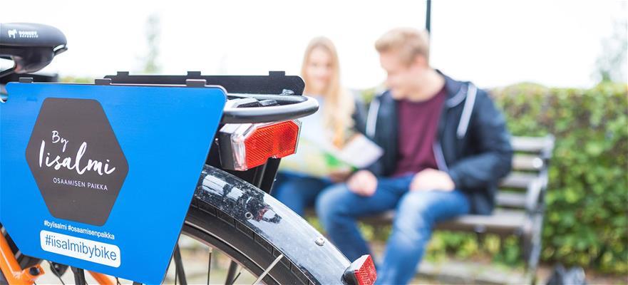 Kaupunkipyörät oppilaitosyhteistyöllä
